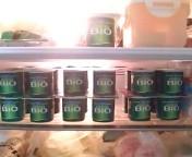 冷蔵庫はBIO<br />  でイッパイ。