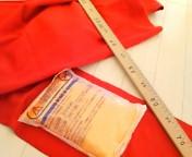 ゆたぽんのカバー作り。
